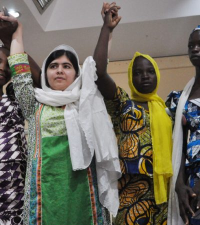 Parents of Chibok Girls Explain Why They Failed To Meet With President Jonathan