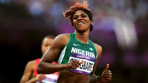 Okagbare's Victory Excites Danagogo…Directs Ministry To Pay Athletes Thier Bonuses In Glasgow