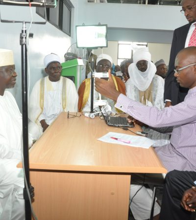 Speech Delivered by Gov. Al-makura; Commencement of Biometric Screening Exercise