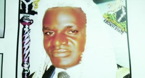 Ebonyi Speaker Impeached