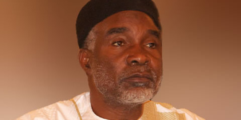Murtala Nyako at Golgotha – By John Akevi