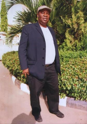 Comrade Joseph Oguntimehin, Oyo NULGE Secretary
