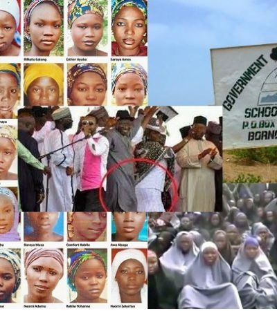 Worse Than Dead: Chibok Bombers – By Dr. Peregrino Brimah