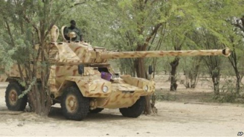 Soldiers Abandon Tanks Fleeing From Boko Haram, Chief Imam of Gwoza and Others Slaughtered