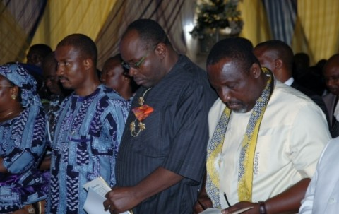 PhotoNews: The Burial of the father to John-kenedy Opara