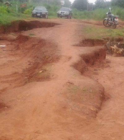 Erosion threatens Ezeagu Community in Enugu