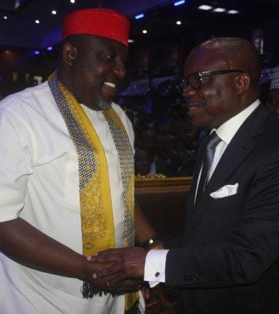 Gov Uduaghan Blames Nigeria's Woes on Anger
