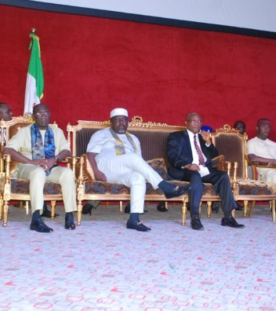 Imo Guber 2015: Top Aspirants Jettison Zoning, Insist On Credible Candidates