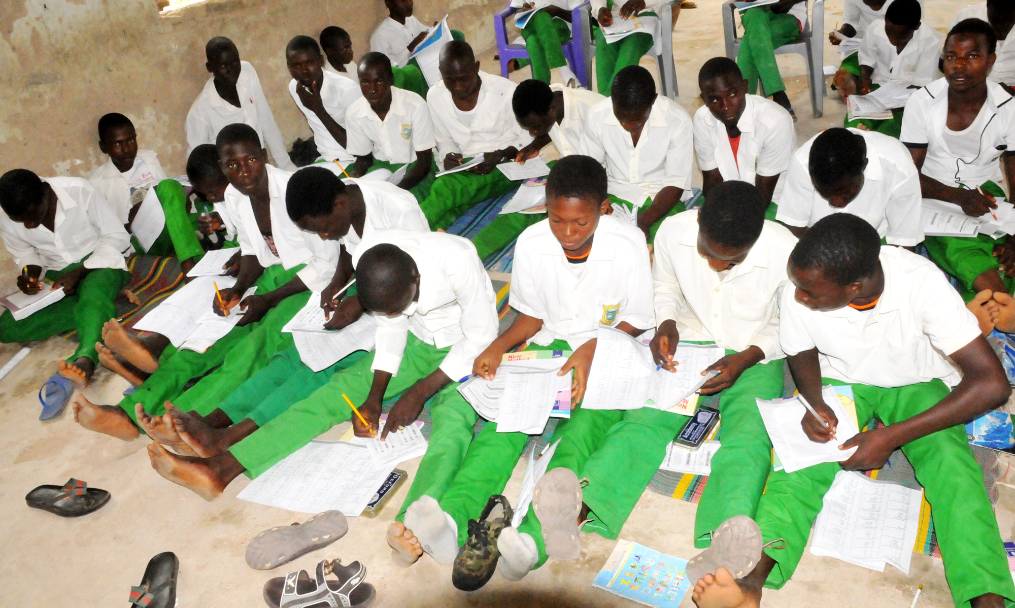 Nigerian students naked picture — pic 5