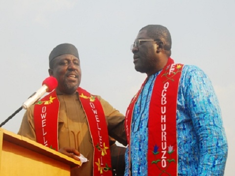 Okorocha Challenges Medical Researchers On Cure For Ebola, As IMSUTH Graduate 6th Set Of Medical Doctors