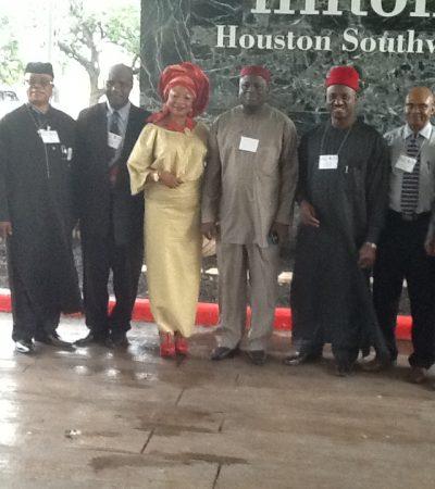 Update – World Igbo Congress 2014: Joe Eto Not Re-Elected, Chief Larry Udorji New Chairman