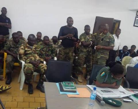 army sentenced