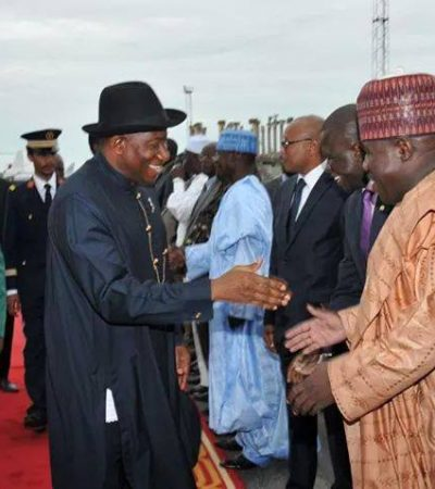Jonathan's Boast To Recover Rivers State For PDP In 2015 Laughable —APC