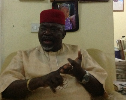 Interview: People's Vote Never Counted In The Southeast, I Hope It Won't Be Same In 2015 – Gen JOJ Okoloagu (Rtd)
