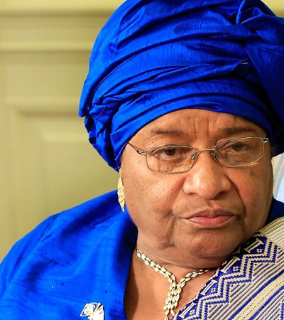 The Liberian president's son is a doctor. Here's why he's staying away from Ebola