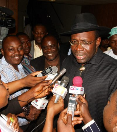 Bayelsa PDP dismisses AIT report, says 'we dey kampe'