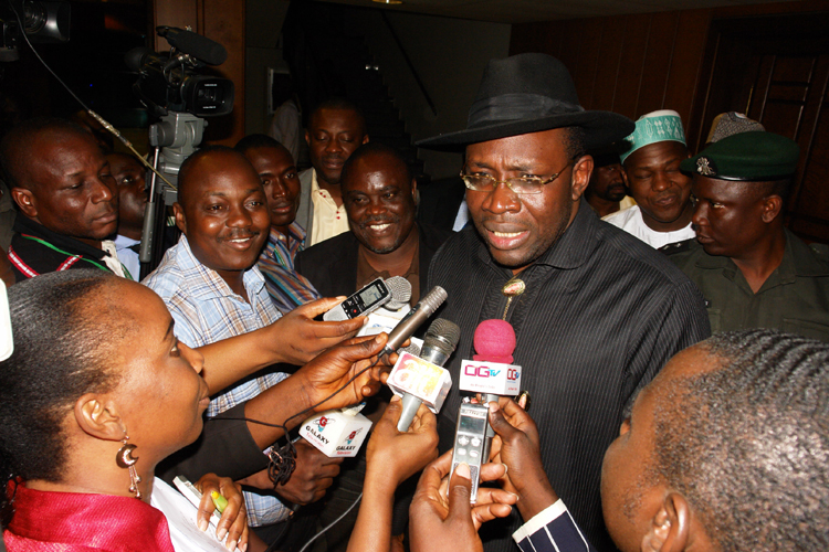 Bayelsa PDP Leadership Crisis Deepens…Leaders Write Jonathan