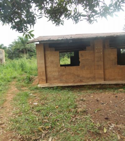 'Mud Houses' in the Education Program Of Enugu State