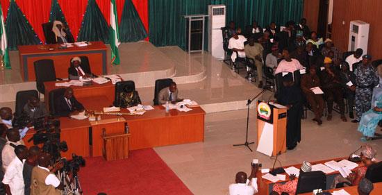 """You Can't Hold Legislative Meetings Here"" – Ekiti State University"