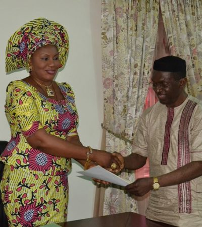 Anambra First Lady Lauds Local Government Service Commission