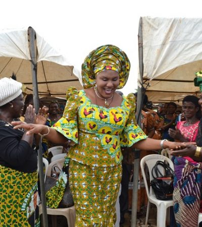 Slap Rumour : Obiano's Wife Did not Slap Me – Deputy Governor ' s Wife