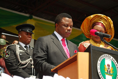A Christmas Message from the Governor of Anambra State, His Excellency, Chief Willie Obiano