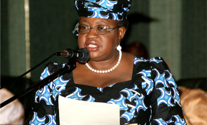 "Speech By Dr Ngozi Okonjo-Iweala: ""Vision for Sustained Prosperity in Nigeria"""