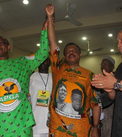 APGA is in Good Hands under Obiano – By Okutaoloibe