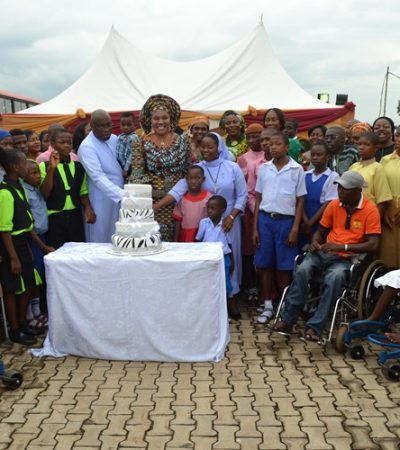 Mrs Obiano Calls On Ndi Anambra To Support The Less Privileged