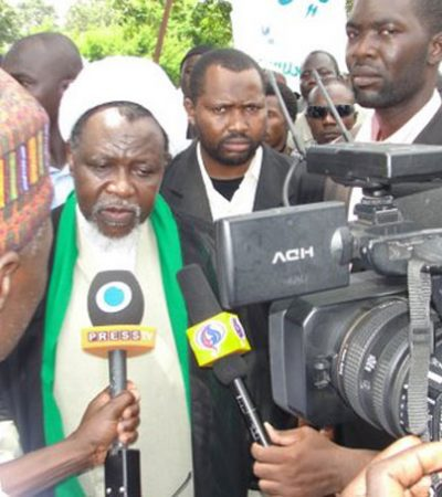 Shaikh Zakzaky  accuses Nigerian security, Zazzau Emirate of recent attempt on his life