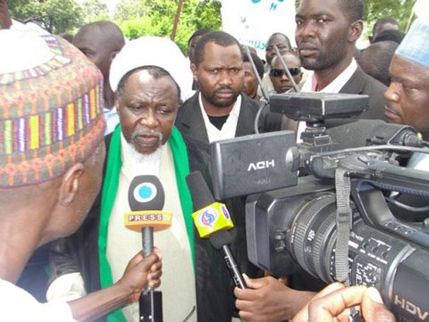 'Nigerian Forces Sprayed Sheikh Zakzaky With Six Bullets'
