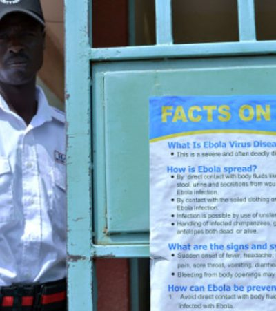 Kenya to bring home 12 citizens from Ebola-hit Liberia