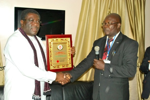 Imo Deputy Governor, Madumere Bags The Most Dependable Deputy Governor Award