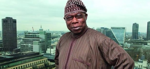 Obasanjo Is Nigeria's Number One Enemy, He Is A Cancer In PDP – Fayose