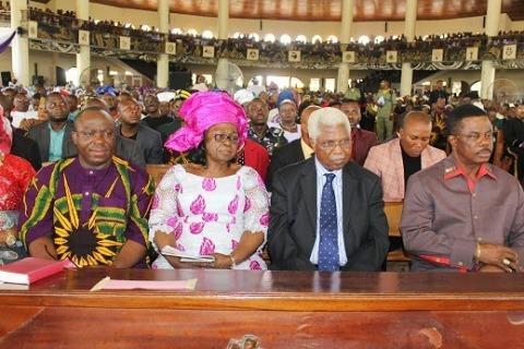 Encomiums as Bishop Okafor Journeys Home