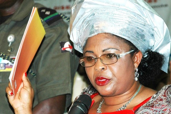 PDP Presidential rally: Don't come to Bayelsa, angry youths tell Dame Patience Jonathan