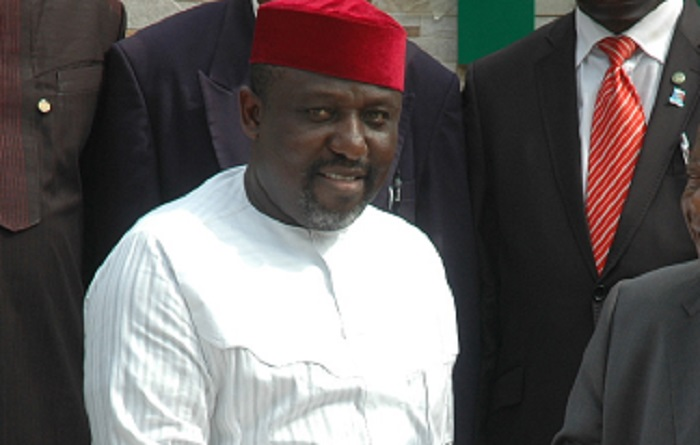 Imo Governor, Owelle Rochas Okorocha Accuses Imo Police Commissioner Of Partiality