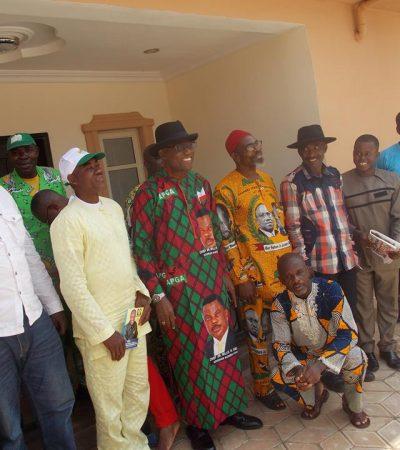 Prof Emeka Okoli, Okey Udeh, Others Pick APGA Forms