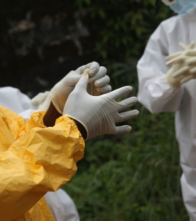 Parents take children out of school in Guinea over Ebola fears – Red Cross