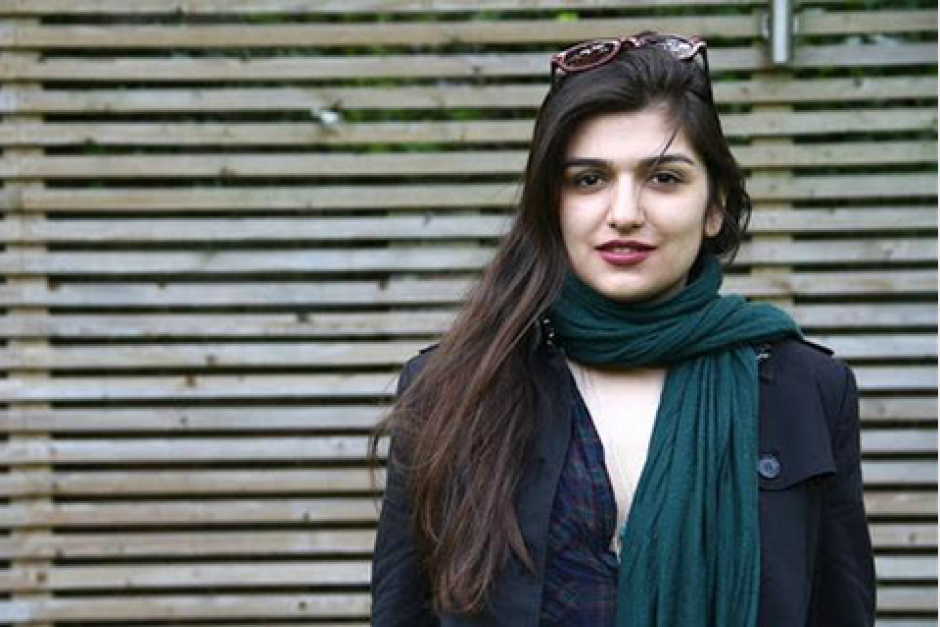 Ghoncheh Ghavami has reportedly been jailed by a Tehran court.