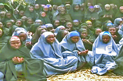 4 Years After, Boko Haram Contact Finally Narrates How Students Were Kidnapped