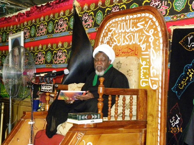 Potiskum Ashura bomb attack: Sheikh Zakzaky blames MOSSAD, CIA Agents In Nigeria