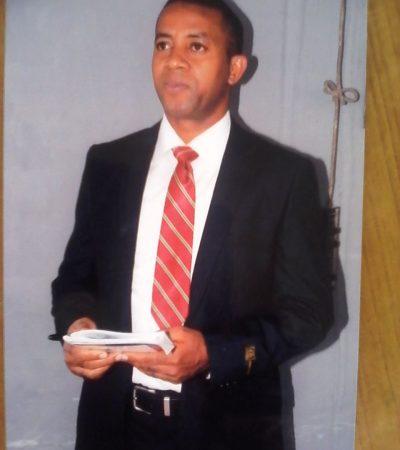 FR Dike Graduates As Nigeria's First Rev Father Grade One Football Coach