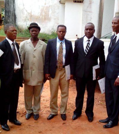 Impeachment Saga: Anambra CJ Inaugurates 7 Man Panel