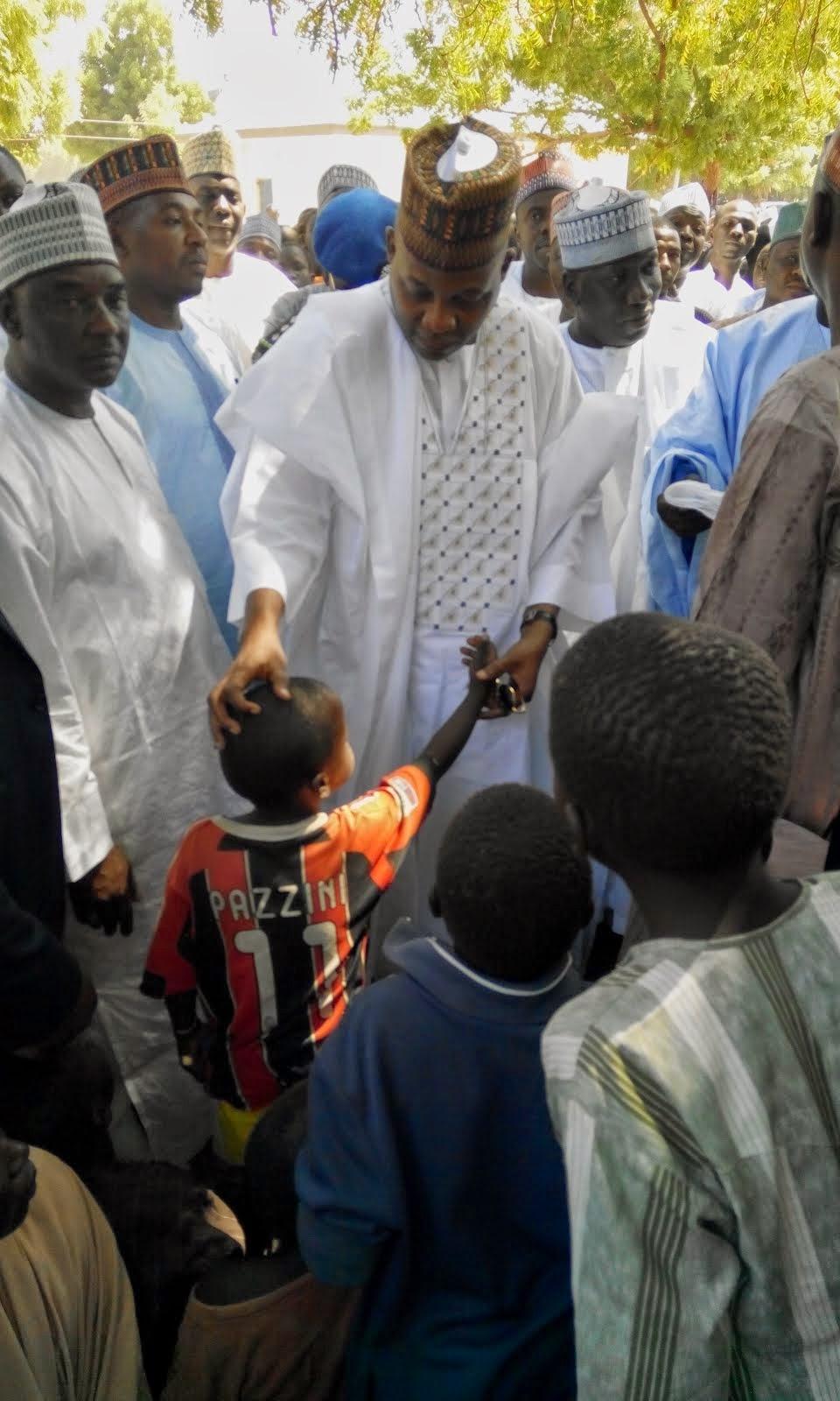 Gov Shettima Says Jonathan Sincere About War Against Boko Haram, Even As Terrorists Attack KrosKauwa Village