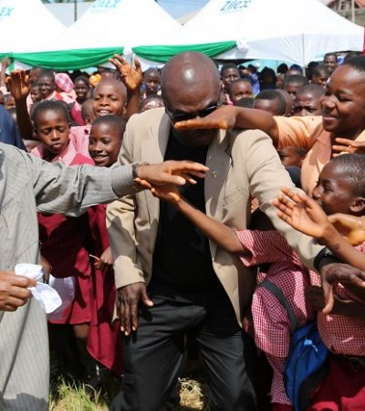 Gov. Orji Emerges Best Performing Governor in Education and Youth Empowerment in 2014