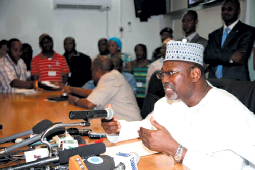 Postponement: Jega To Meet Parties Leaders Saturday