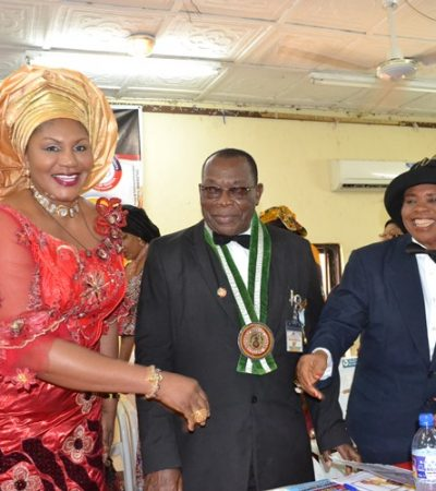 Bishop Ibezim Condemns False Report Against Obiano's Wife