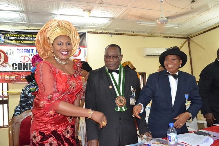 Her Excellency, Chief Mrs. Ebele Obiano, God's Gift To Anambra – By Hon. Chinedu Nkwonta