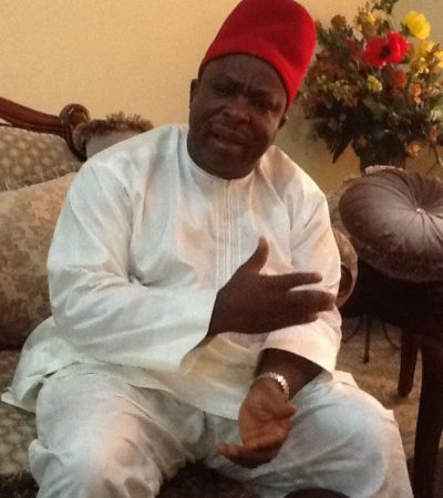 Anambra Central Re-run: Umeh's DG Allegedly Resigns
